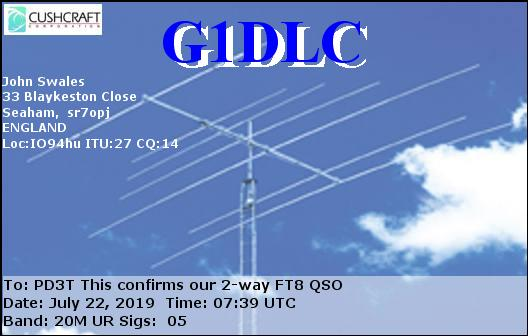 Ft8 Frequency 20m